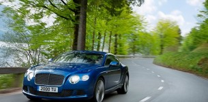Bentley Continental GT Speed 477
