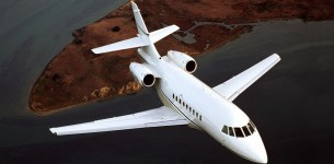private jet image