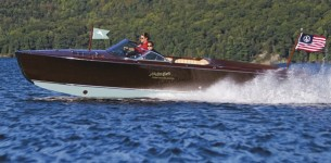 Tommy Bahama Edition Hacker Craft Boat