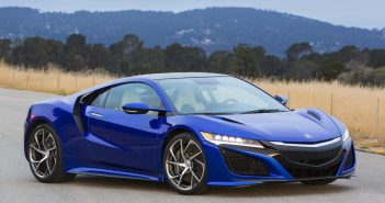 Are sales soft for the new Acura NSX?
