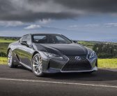 2018 Lexus LC sets new standard for the brand