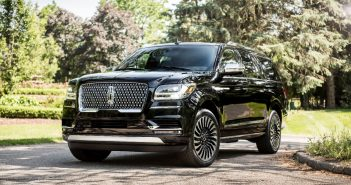 New Lincoln Navigator is a hit