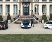 Super Sports Legends from Bugatti