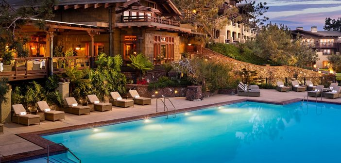 Golf escape at The Lodge at Torrey Pines
